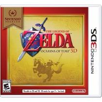 ® The Legend Of Zelda Ocarina Of Time 3d Para 3ds ®
