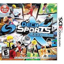 Deca Sports Extreme 3ds Nuevo De Fabrica Citygame