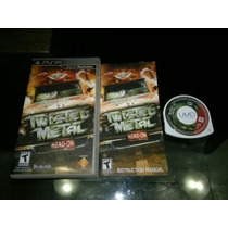 Twisted Metal Head On Completo Para Sony Psp,excelente