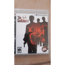 The God Father Part 2 Ps3