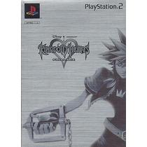 Kingdom Hearts Final Mix Platinum Limited Ps2 Japonesa