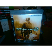 Call Of Duty Modern Warfare Ps3 Usado . Cambios Gamer ..