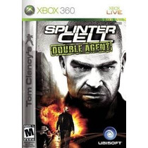 Tom Clancy Splinter Cell Double Agent - Xbox 360