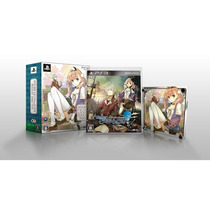 Atelier Escha & Logy Premium Box Ps3 Japonesa
