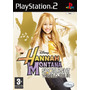 Playstation 2 Hannah Montana Spotlight World Tour Ps2 Juego!
