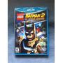 Lego Batman 2 Dc Super Heroes ( Wii U ) Nuevo Y Sellado