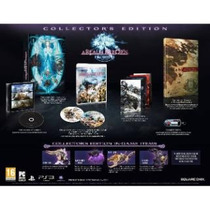 Final Fantasy Xiv 14 A Realm Reborn Collector
