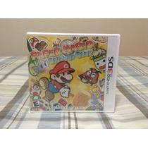 Paper Mario Sticker Star 3ds Nuevo Sellado