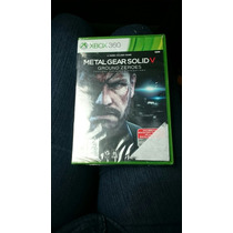 Metal Gear Solid V Ground Zeroes Cambio O Vendo Nuevo