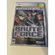 Juego Xbox Brute Force