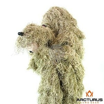 Ghost Ghillie Suit - Advanced Camo 3d