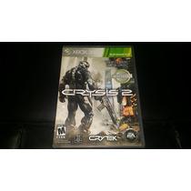 Crysis 2 Xbox Usado Y Aceptamos Cambios