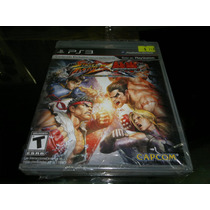 Street Fighter Vs Tekken Nuevo Y Sellado Para Play Station 3