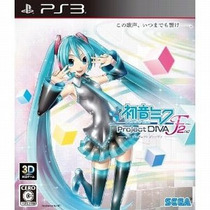 Hatsune Miku Project Diva F 2nd Ps3 Japonesa