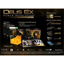 Deus Ex Human Revolution Augmented Edition Xbox 360 Nuevo