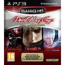 Devil May Cry Collection Ps3 Cambio