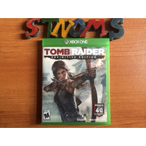 Tomb Raider Definitive Edition / Posible Cambio