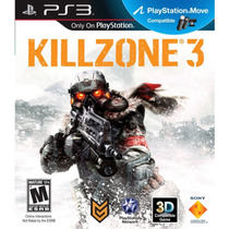 Ps3 Killzone 3 Ps Move (aceptamos Mercado Pago Y Oxxo)