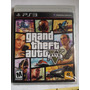 Gta V Grand Theft Auto V Play Station 3 Nuevo Y Sellado