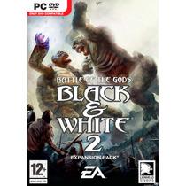 Black And White 2 Expansión Battle Of The Gods Juego Para Pc