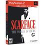 Scarface The World Is Yours Ps2 Nuevo Original Blakhelmet E