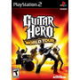 Guitar Hero World Tour Ps2 Nuevo Original Blakhelmet E