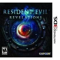 Resident Evil Revelations 3ds Nuevo Con Error Ortografico