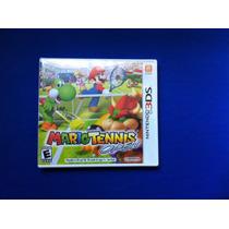 Vendo... Mario Tennis Open ... Para Nintendo 3d
