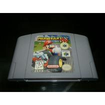 Mario Kart Para Nintendo 64 Funcionando Perfectamente.