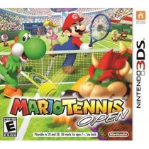 Mario Tennis Open3ds Nuevo Entrega Express Citygame
