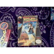 Back To The Future Caja E Instructivo Nintendo Nes