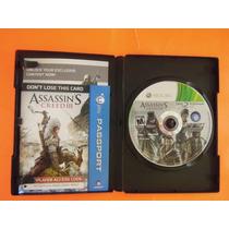 Disco Multiplayer Assassins Creed Iii Para Xbox 360