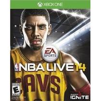 Nba Live 14 Xbox One Nuevo Entrega Express Citygame