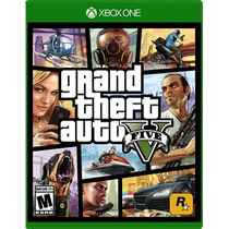 °° Grand Theft Auto V Gta 5 Para Xbox One °° En Bnkshop