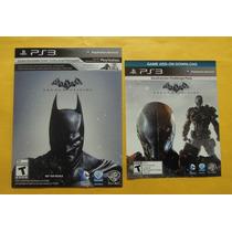 Batman Arkham Origins Para Playstation 3, Ps3 Nuevo