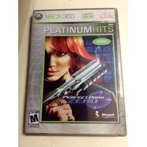 Juego Xbox 360 Perfect Dark