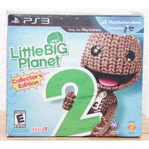 Videojuego Little Big Planet 2. Edicion Coleccion Ps3