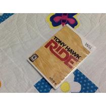 Nintendo Wii Video Juego Tony Hawk Ride