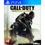 Call Of Duty Advanced Warfare + Garantia Ps4