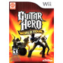 Guitar Hero World Tour Wii Nuevo Citygame