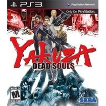 Yakuza Dead Souls Ps3 Zaffron