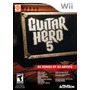 Guitar Hero 5 Juego Solamente Wii Nuevo Entrega Express