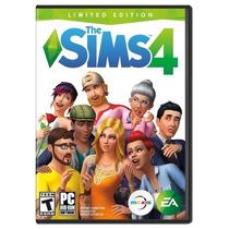 The Sims 4 Limited Ed Juego Para Computadora Físico Y Nuevo