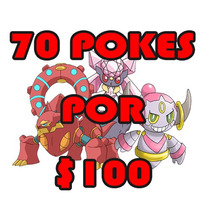 Pokemon X Y Shinys 5 Ivs Competitivos Legendarios Eventos