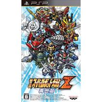 Super Robot Wars Z 2 Saisei Hen Psp Japones