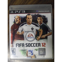 Fifa 12 Para Playstation 3 Ps3