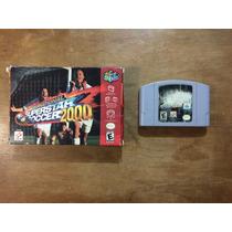 International Superstar Soccer 2000 Para Nintendo 64 / N64