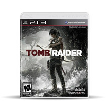 Tomb Raider Para Playstation 3. Sólo En Gamers Retail.
