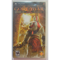 God Of War Chains Of Olympus Para Psp