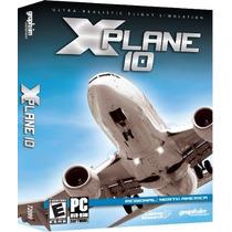 Simulador De Vuelo X-plane 10 Regional Norte America Pc